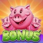 Bonusový symbol z herního automatu Piggy Bank