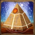 Speciální symbol ze hry automatu Pyramid Treasure
