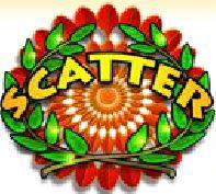 Scatter symbol ze hry online automatu Roman Empire