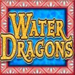 Symbol wild z online automatu Water Dragons