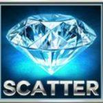 Scatter symbol ze hry Mega Fortune Dreams online