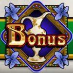 Bonusový symbol z herního automatu Nouveau Riche