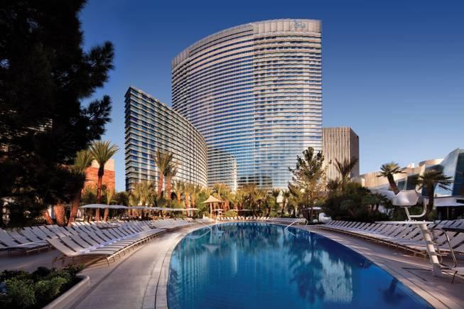 Aria Resort & Casino nabízí progresivní jackpot Megabucks a ním i 12,7 milionovou výhru