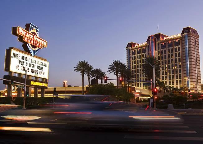 Palace Station Casino v Las Vegas a jeho progresivní jackpot Megabucks přinesl 27,5 milionů dolarů