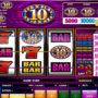 Online automatová casino hra bez stahování 10x Play