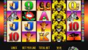 50 Lions hrací kasino automat zdarma