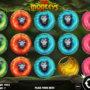 Obrázek ze hry automatu 7 Monkeys