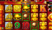 Obrázek ze hry online automatu 88 Fortunes