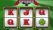 Online automatová casino hra bez stahování Ace of Spades