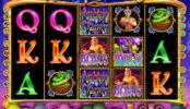 Zábavný herní automat Arabian Charms zdarma