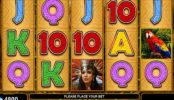 Automatová casino hra bez vkladu Aztec Glory