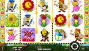 Obrázek ze hry automatu Bee Land online