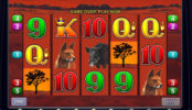 Automat bez vkladu Big Red