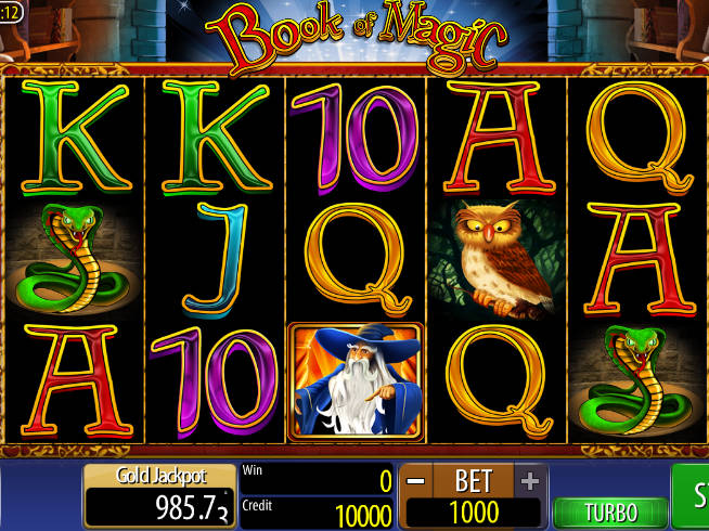 secure online casino book of magic