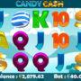 Candy Cash výherní online automat