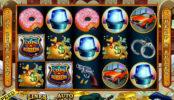 Online automatová casino hra bez stahování Cash Bandits