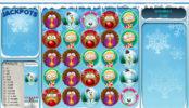 Obrázek ze hry automatu Christmas Reactors online