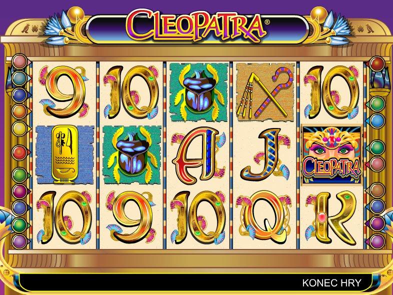 automaty cleopatra