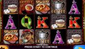 Zábavný herní automat zdarma Coffee Magic