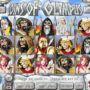 Online kasino automat Coins of Olympus