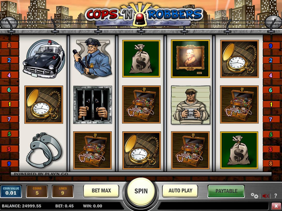 Cops N Robbers Online