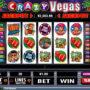 Online automatová casino hra bez stahování Crazy Vegas