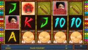 Dark Ninja - herní online automat