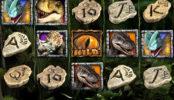 Online automatová casino hra bez stahování Dawn of the Dinosaurs
