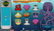 Zábavný online automat Deep Blue