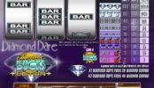 Diamond Dare Bonus Bucks Edition herní automat