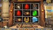 Zábavý kasino automat Diamond Express