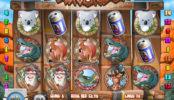 Online kasino automat Diamonds Down Under
