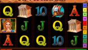 Online automatová casino hra bez stahování Disc of Athena