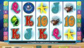 Obrázek ze hry online automatu Dolphin King