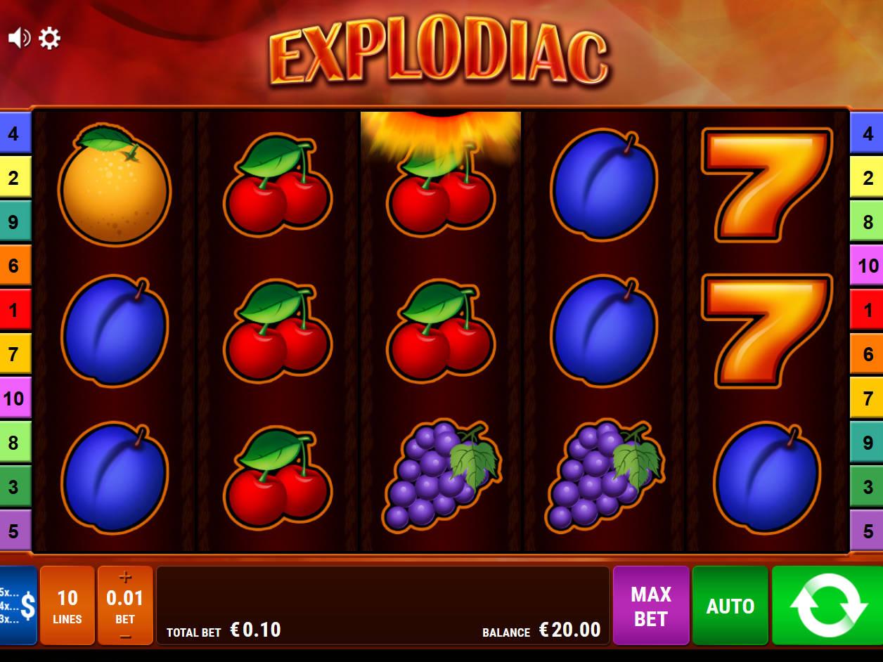 Explodiac