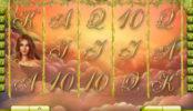 Obrázek ze hry automatu Fairy Tale online
