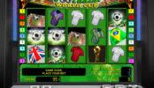 Obrázek ze hry kasino automatu Football World Cup