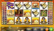 Herní kasino automat zdarma Fortunes of Egypt