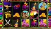 Obrázek ze hry automatu Genie's Treasure