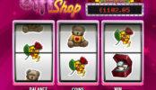 Online automatová casino hra bez stahování Gift Shop