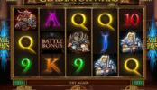 Online automatová casino hra bez stahování Gladiator Wars