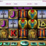 Automatová hra Gods of the Nile II online