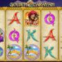 Obrázek ze hry casino automatu Golden Caravan