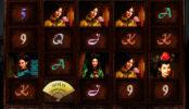 Obrázek ze hry kasino automat Golden Peony
