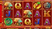 Zábavný kasino automat Guardian Lion