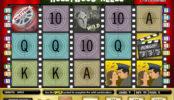 Herní online automat Hollywood Reels zdarma