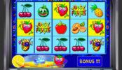 Obrázek z výherního automatu Juicy Fruits