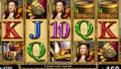 Automatová casino hra Legendary Rome bez vkladu