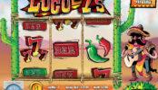 Herní kasino automat pro zábavu Loco 7's