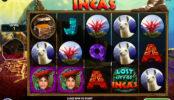 Online automatová casino hra bez stahování Lost City of Incas